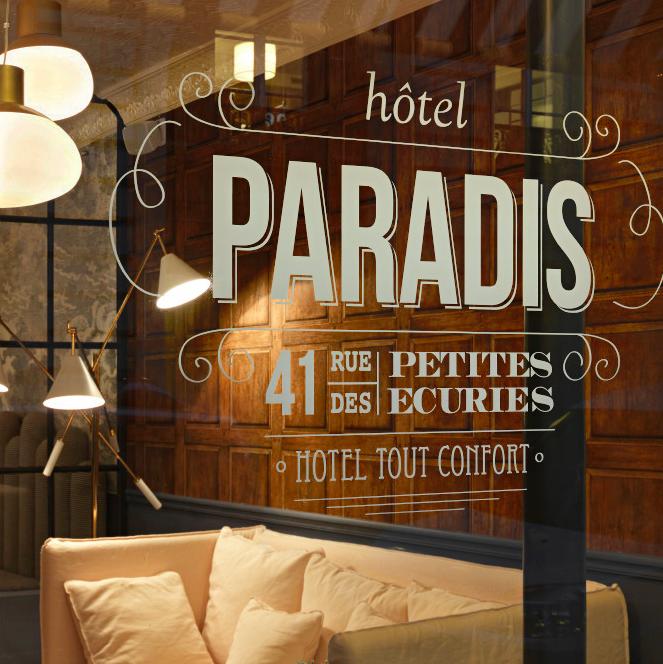 Hotel Paradis, Paris