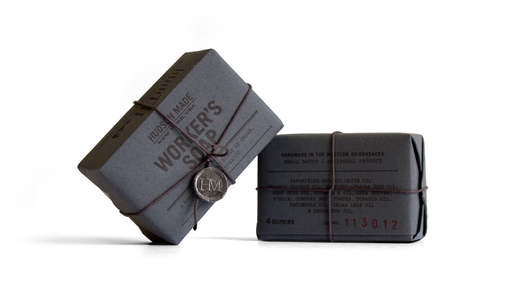 Hudson Soap by Hovard Design