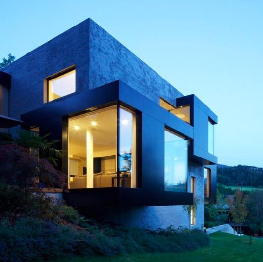House P by bergmeisterwolf Architects