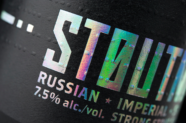Stoutnik by Hired Guns Creative