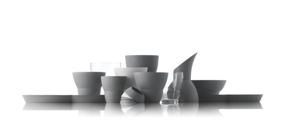 Keramik Kollektion von Annemette Kissow