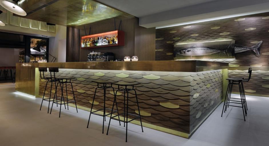 O13 Café-Bar / Thessaloniki