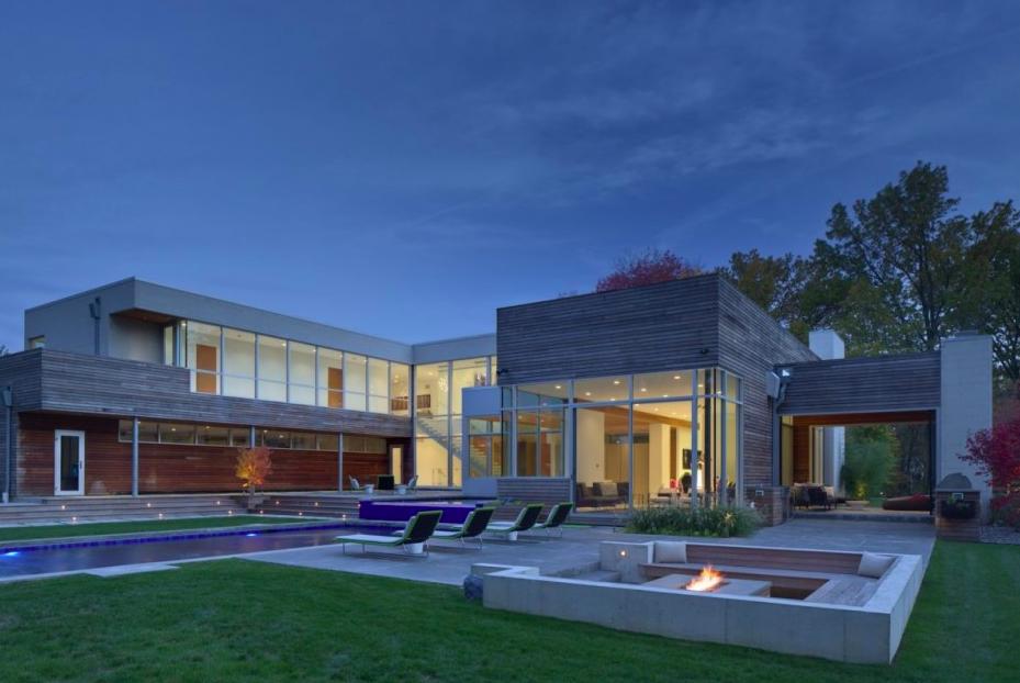 Bildschirmfoto 2013-07-01 um Shaker Heights Residence by Dimit Architects