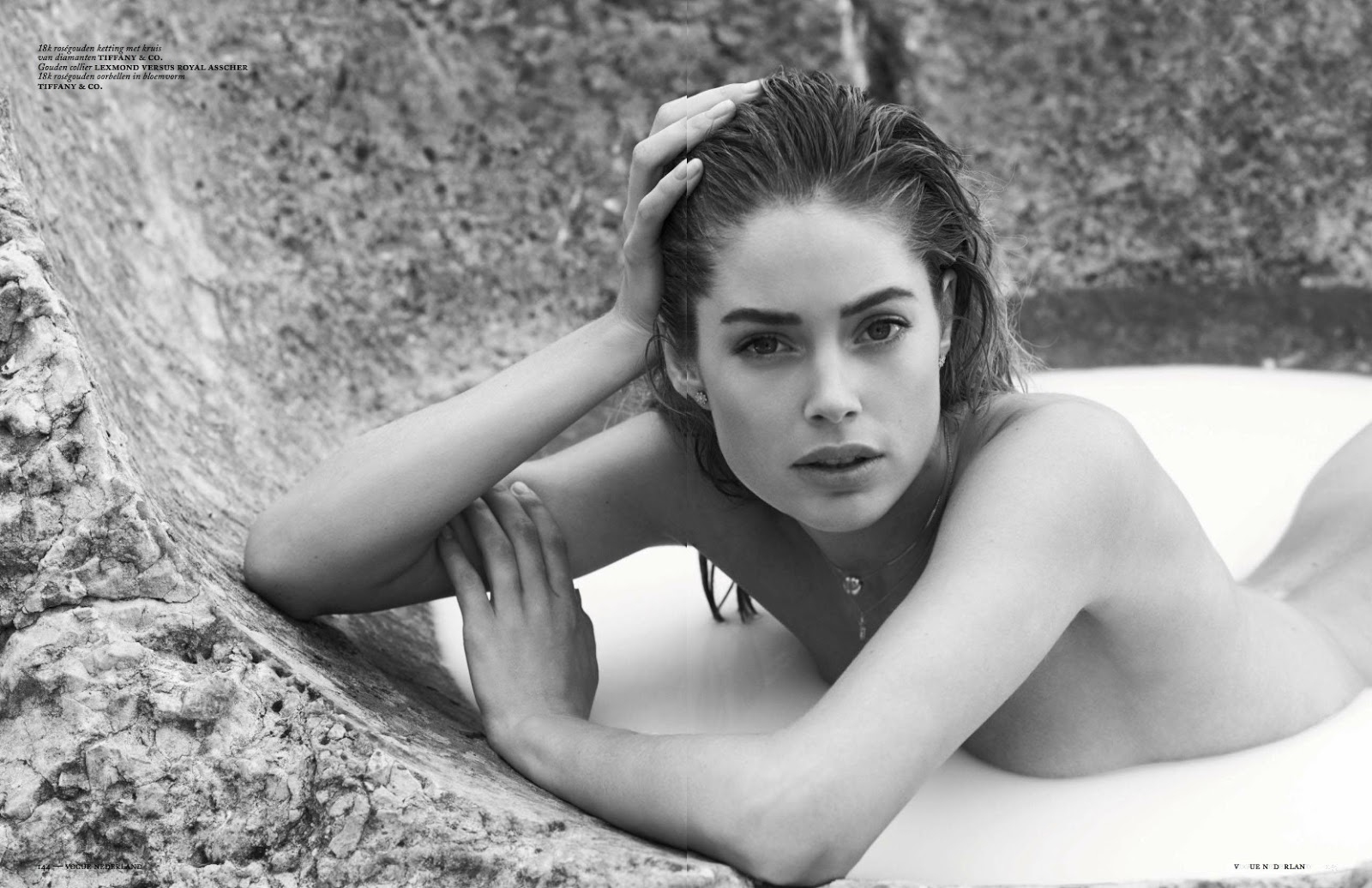 Doutzen Kroes by Paul Bellaart