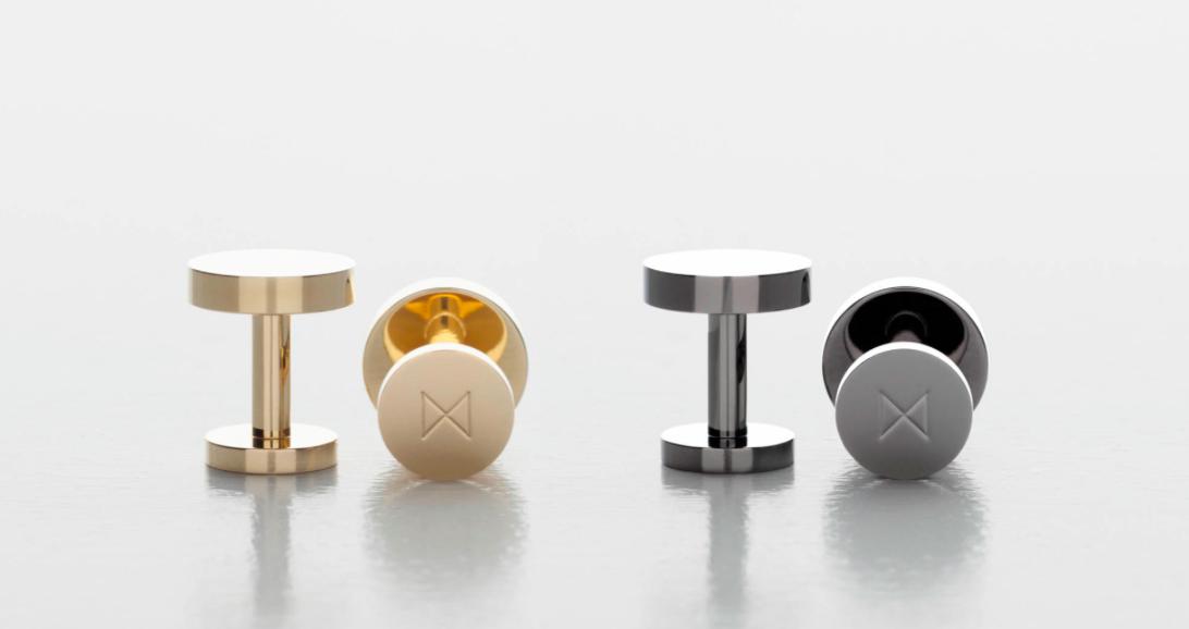 Cufflinks by Minimalux