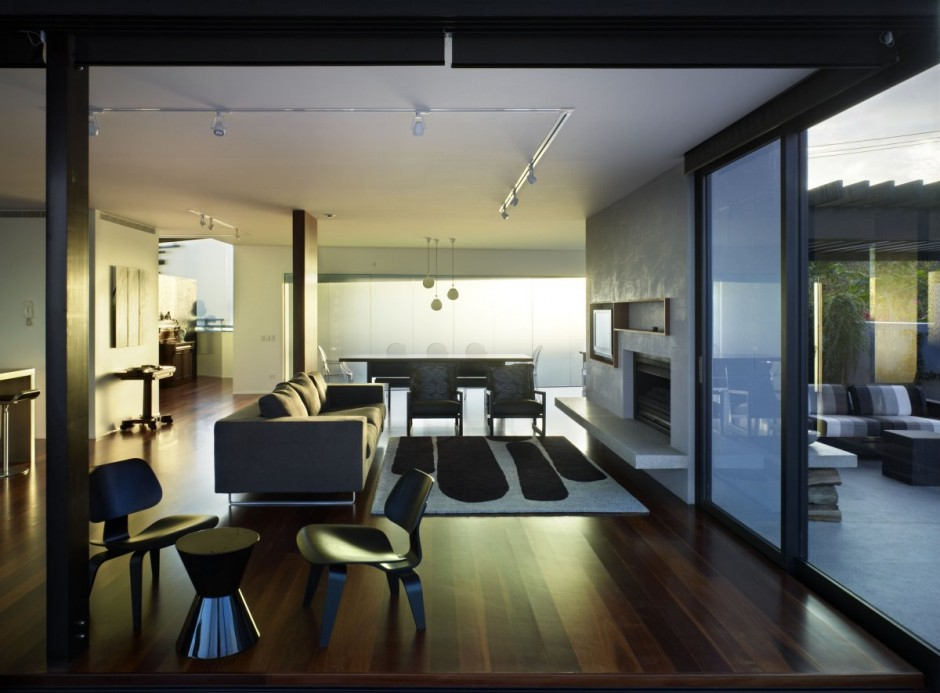 Glendowie home by bossley architects