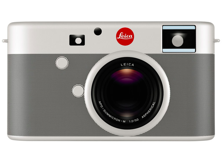 Leica M by Jonathan Ive and Marc Newson