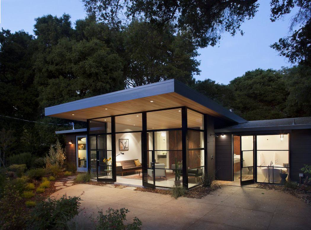 Menlo Oaks 2 by Ana Williamson Architect