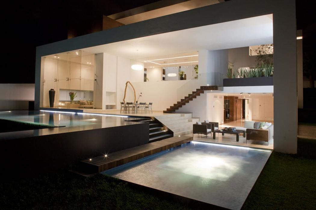 Casa del Agua by a.a.a Almazán y Arquitectos Asociados