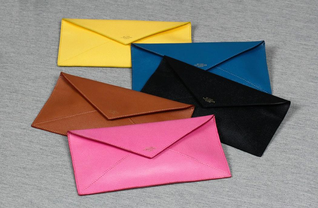 Envelope Clutch : Townhouse Zurich