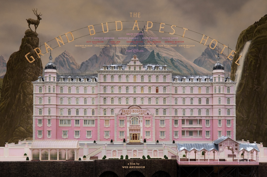 THE GRAND BUDAPEST HOTEL BY WES ANDERSON [TRAILER]