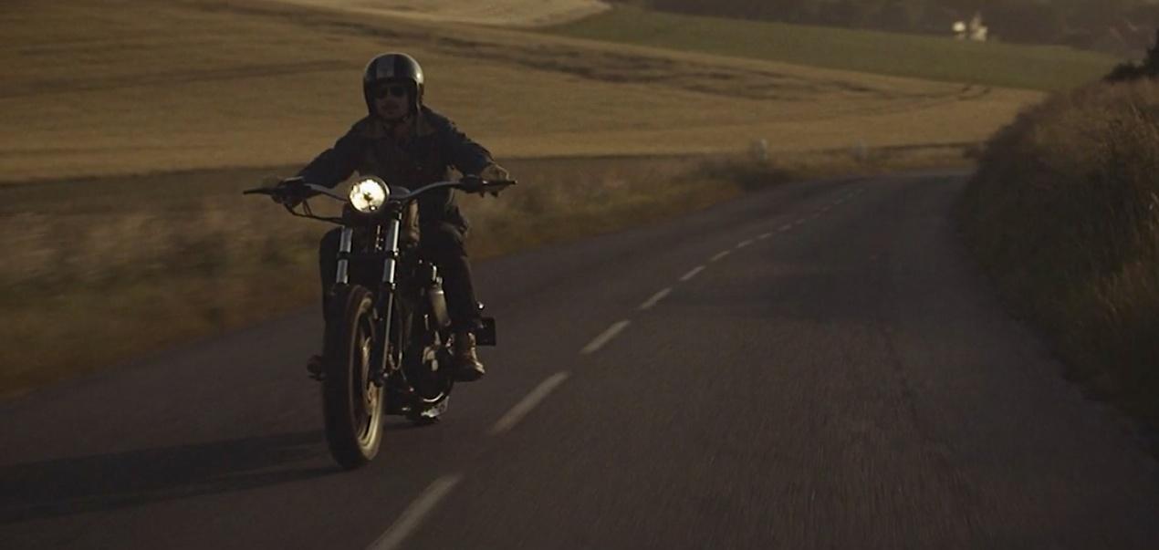The Glint_Comete Motocycles