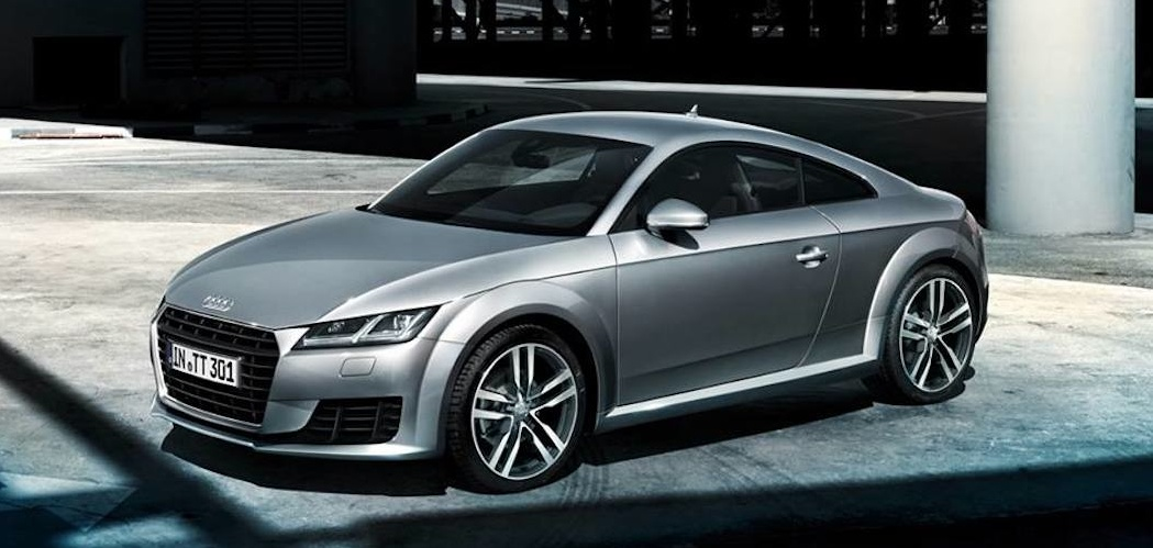 The New Audi Tt Elusive Magazine