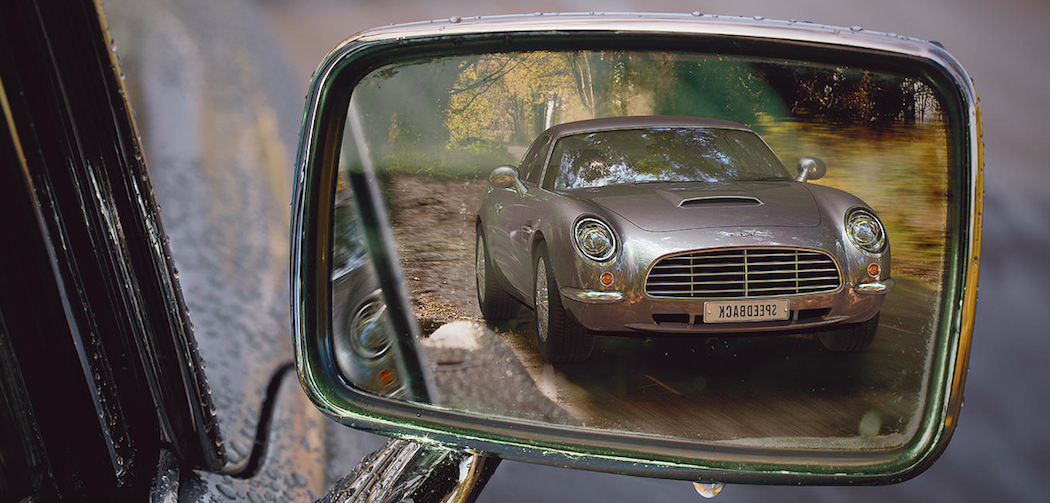 Speedback GT by David Brown Automotive