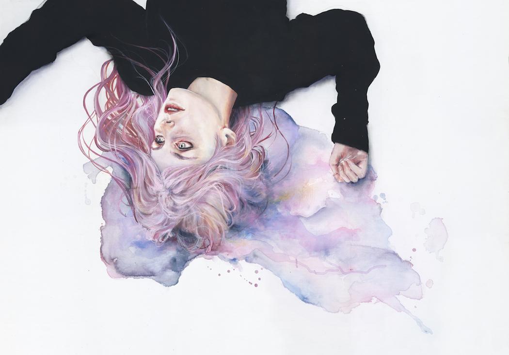 Oil Paintings by Silvia Pelissero