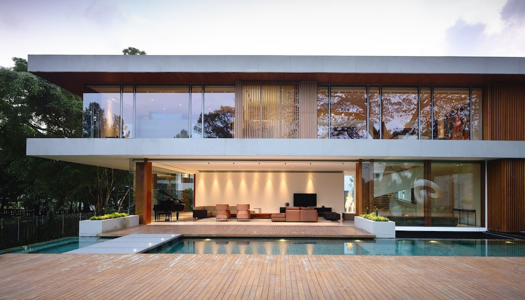 65btp house by ong ong pte ltd elusive magazine for Household design limited