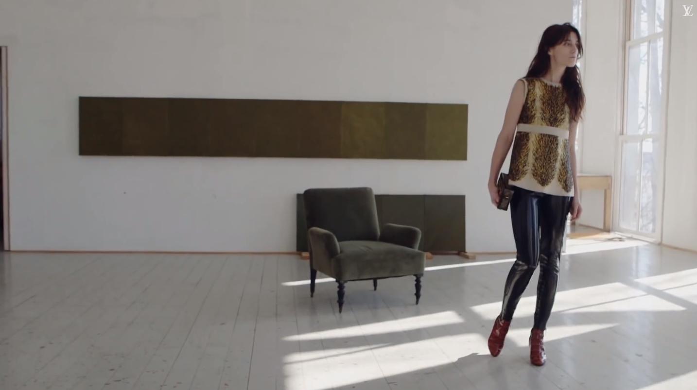 LOUIS VUITTON FALL 2014 CAMPAIGN BY ANNIE LEIBOVITZ [VIDEO]