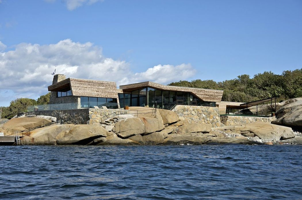 The Summer House Vestfold by Jarmund:Vigsnæs AS Architects 1