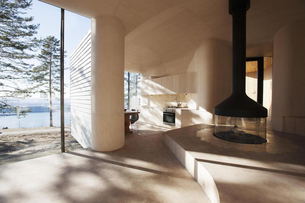 Cabin Norderhov : Atelier Oslo