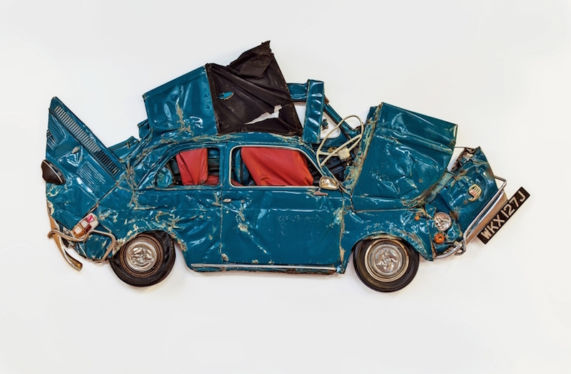 RON ARAD : IN REVERSE 1