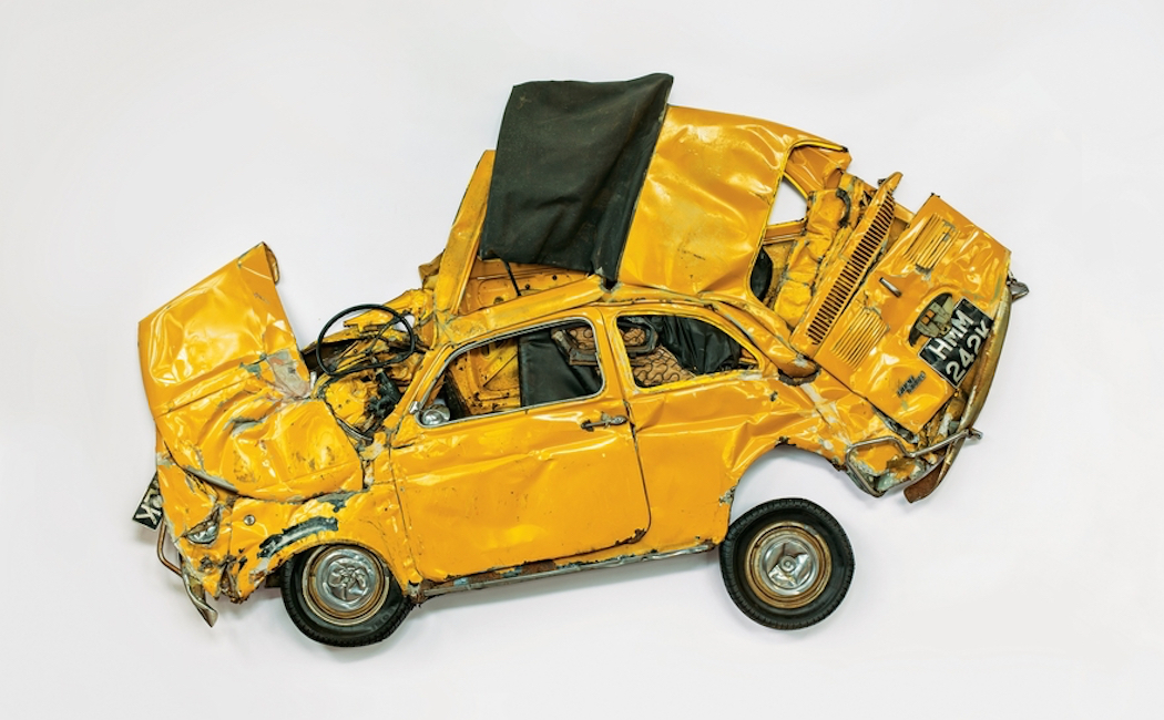 RON ARAD / IN REVERSE