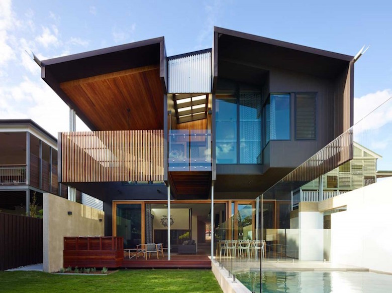 The Palissandro House by Shaun Lockyer Architects 3