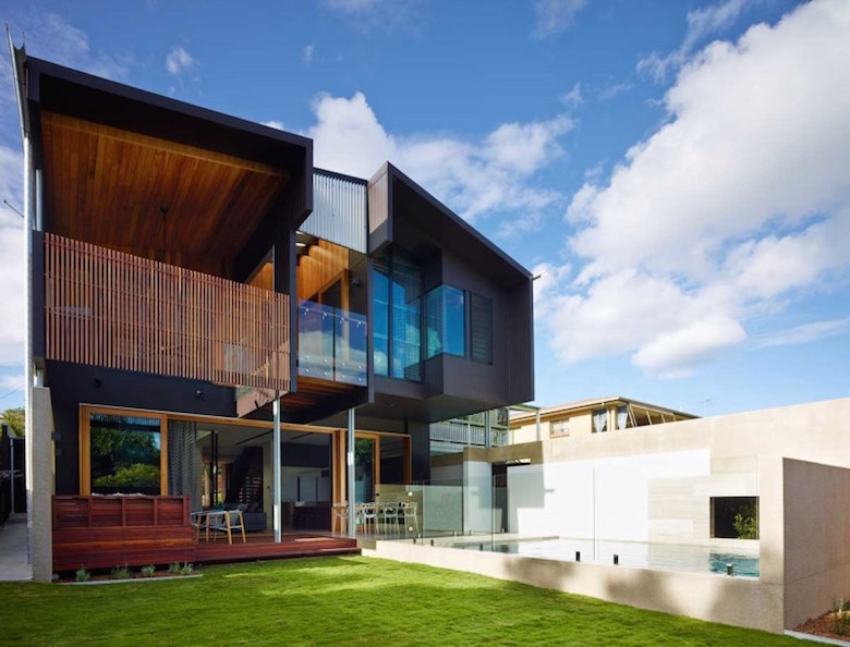 The Palissandro House by Shaun Lockyer Architects 5