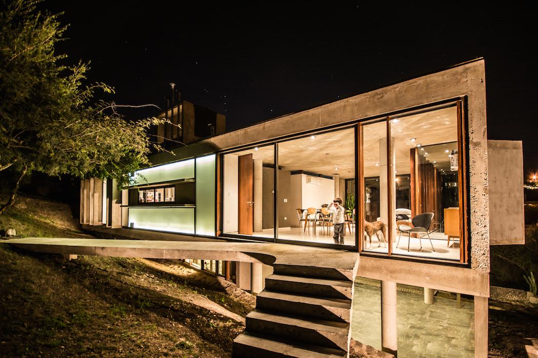 House in La Rufina : Santiago Carlos Viale + Daniella Beviglia 1