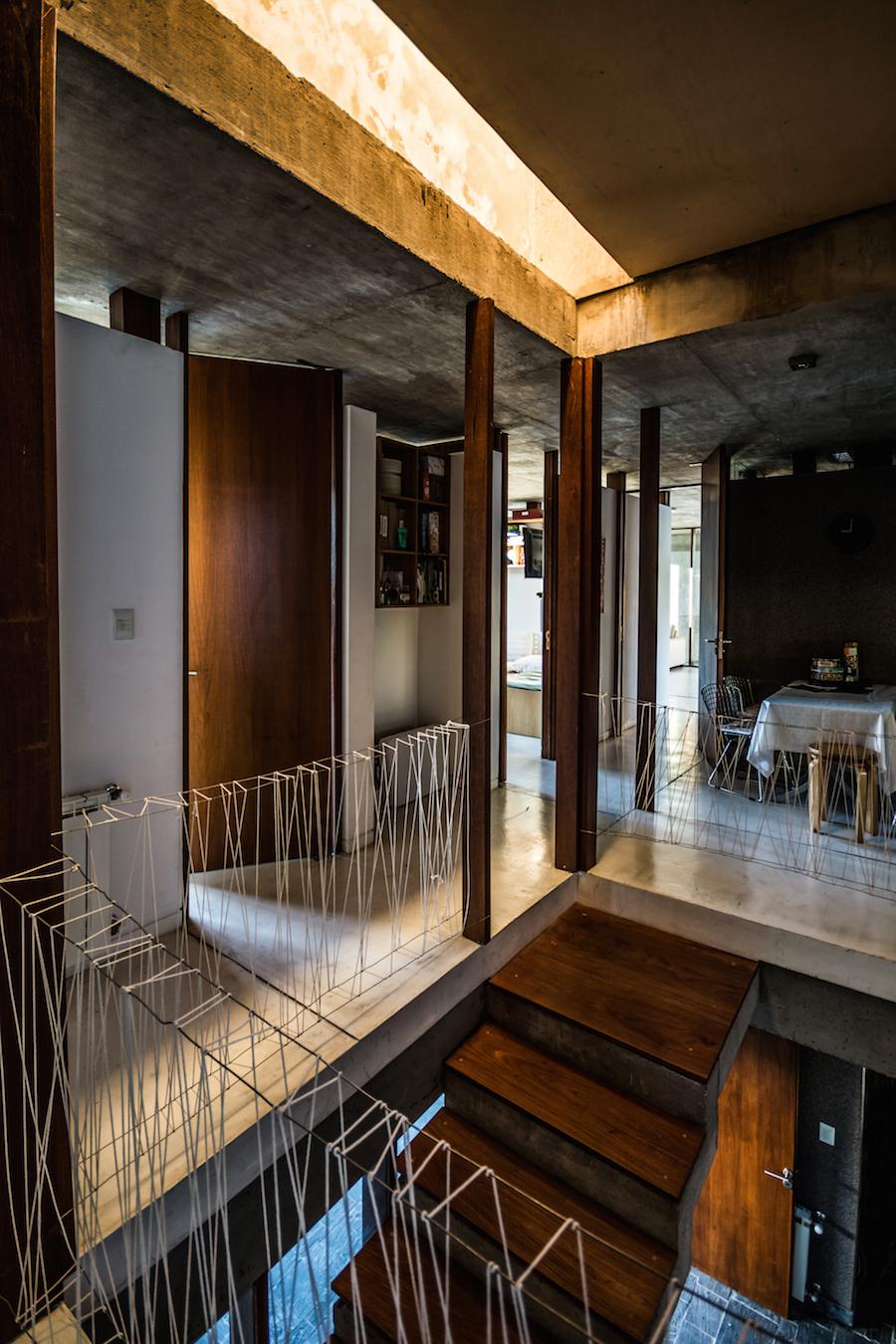 House in La Rufina : Santiago Carlos Viale + Daniella Beviglia 3