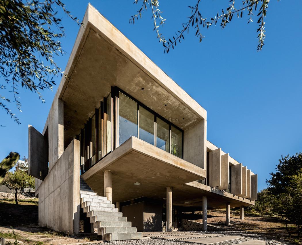 House in La Rufina : Santiago Carlos Viale + Daniella Beviglia 5