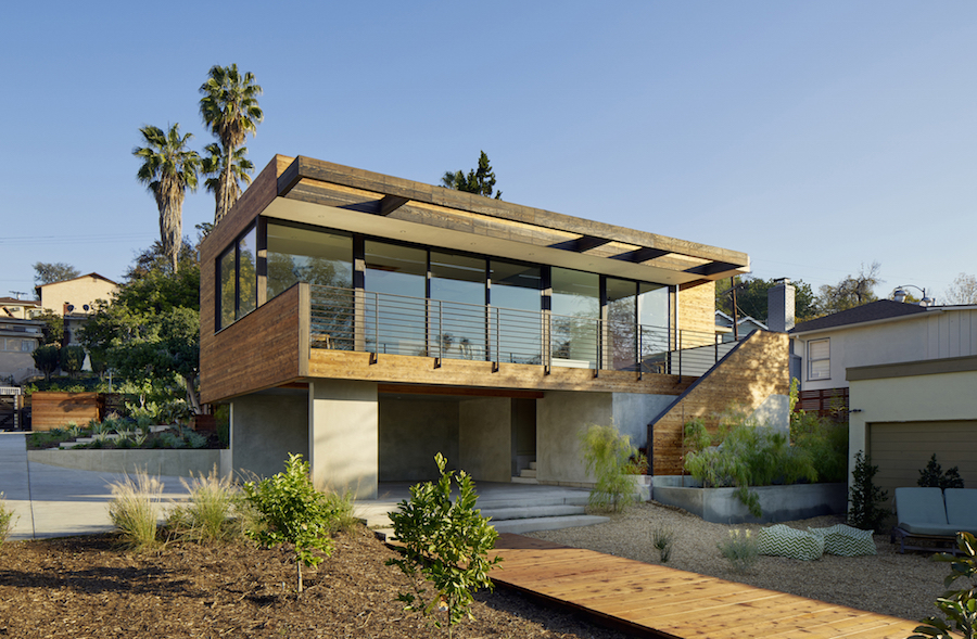 Morris House by Martin Fenlon Architecture 2