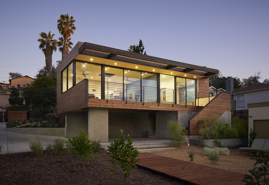 Morris House by Martin Fenlon Architecture 7