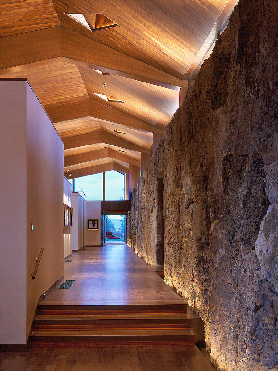 Wildcat Ridge Residence by Voorsanger Architects 4