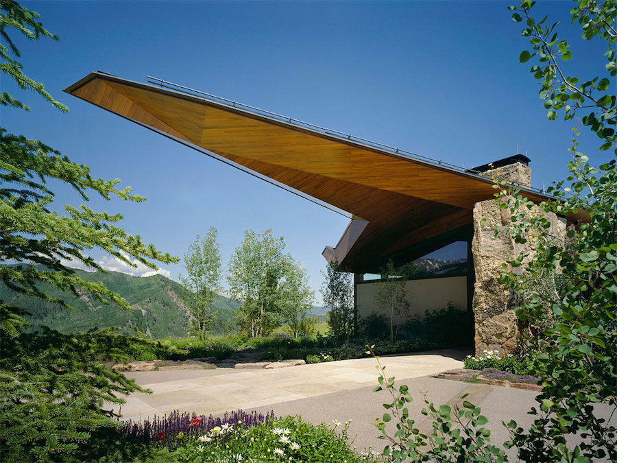 Wildcat Ridge Residence by Voorsanger Architects 5