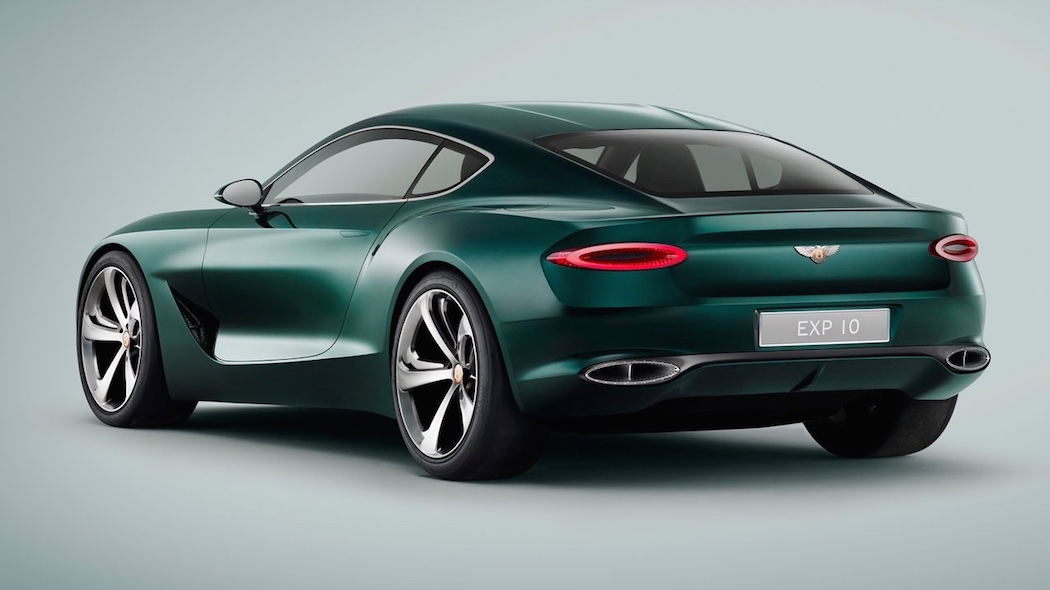 BENTLEY EXP 10 SPEED 6 CONCEPT 3