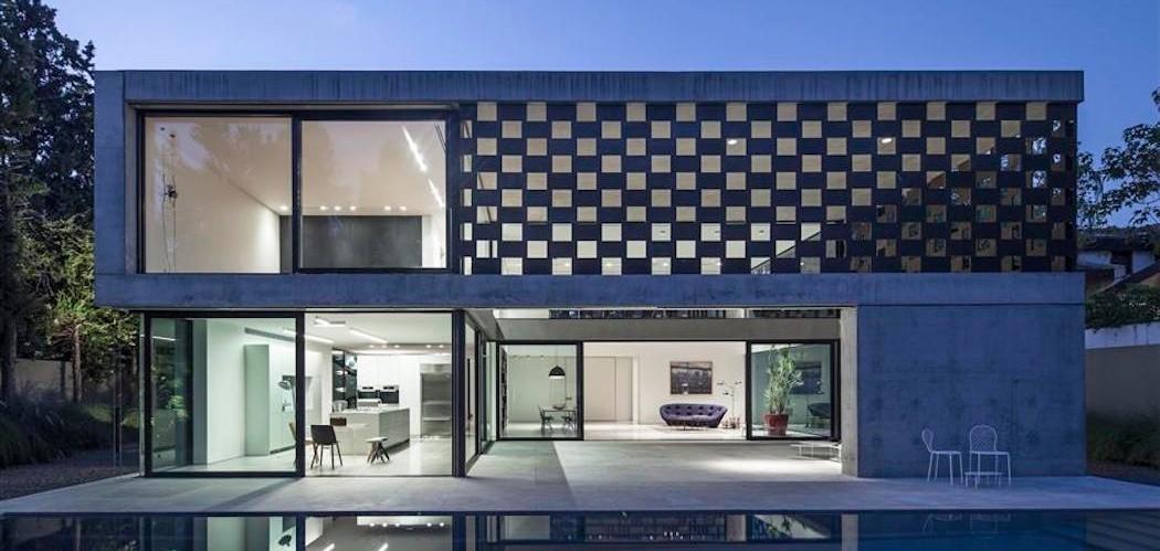Corten-House-Pitsou-Kedem-Architects  Banner