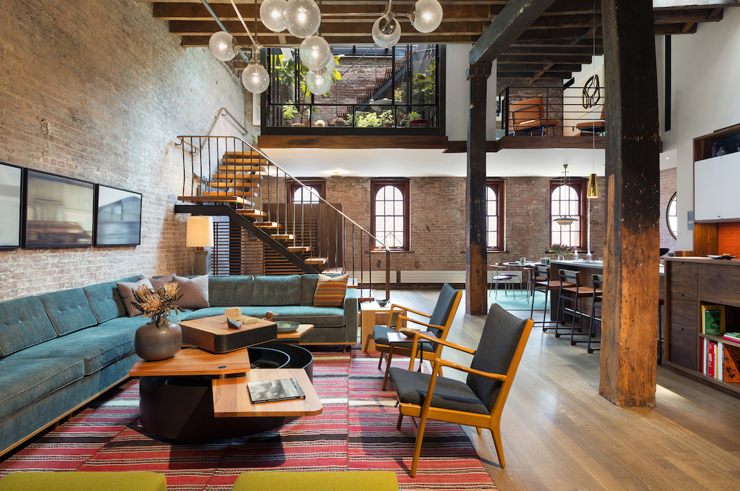 Tribeca Loft : Andrew Franz Architect