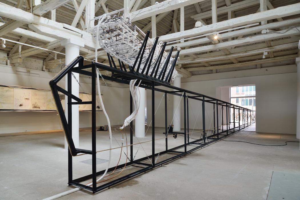 Antarctic Pavilion, Concordia, Venice Biennale 2015 (5)