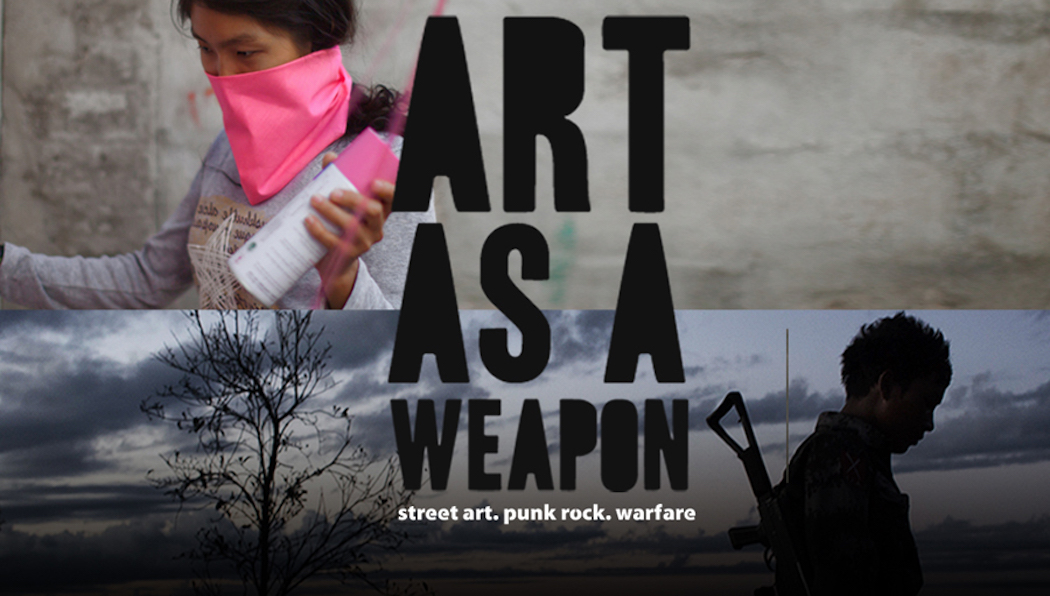 Art As A Weapon
