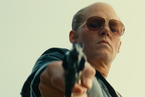 Black Mass starring Johnny Depp and Benedict Cumberbatch