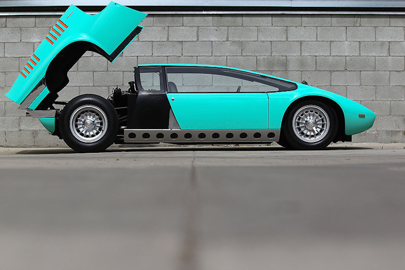 1968 Bizzarrini Manta 01