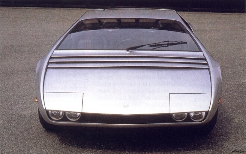 1968 Bizzarrini Manta 1