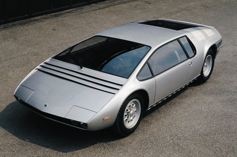 1968 Bizzarrini Manta 3