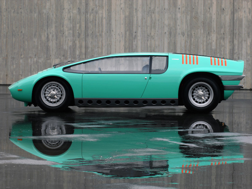 1968 Bizzarrini Manta 4