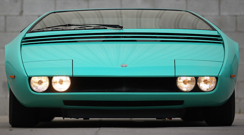 1968 Bizzarrini Manta 6