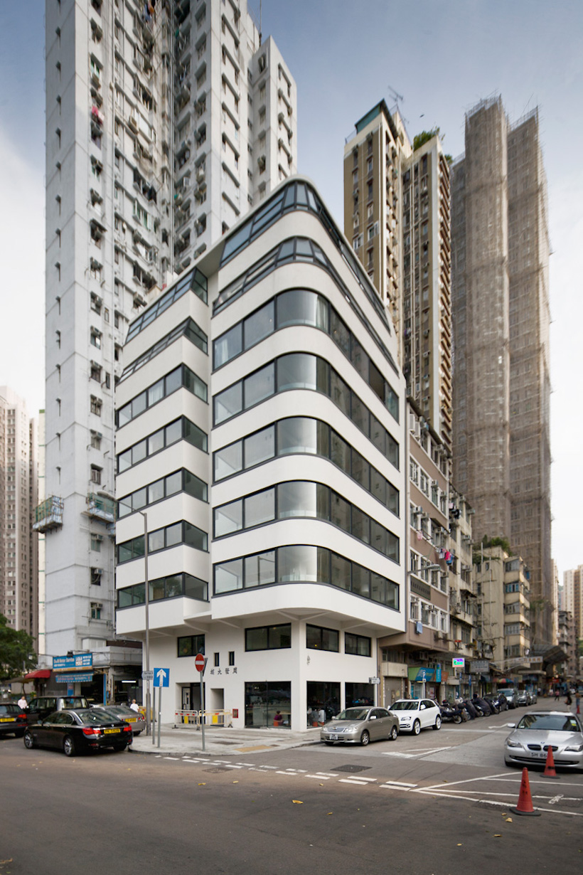 The Tung Fat Building Hong Kong 12