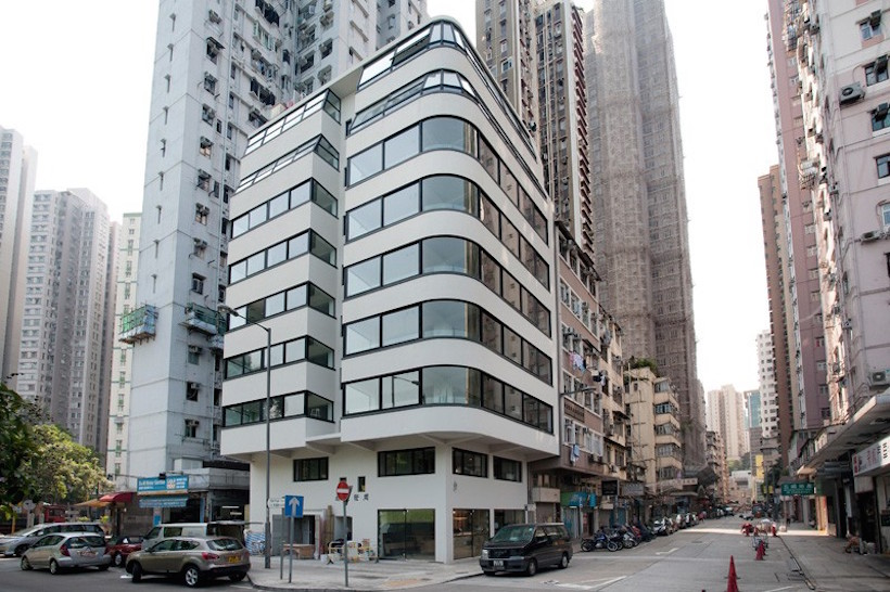 The Tung Fat Building Hong Kong 3