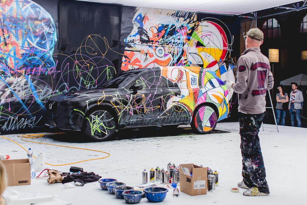 Vernissage Volvo Art Session 2015 by Stevan Bukvic 10