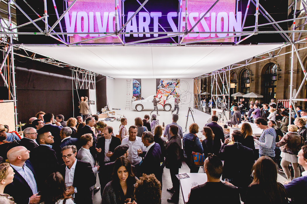 Vernissage Volvo Art Session 2015 by Stevan Bukvic 5