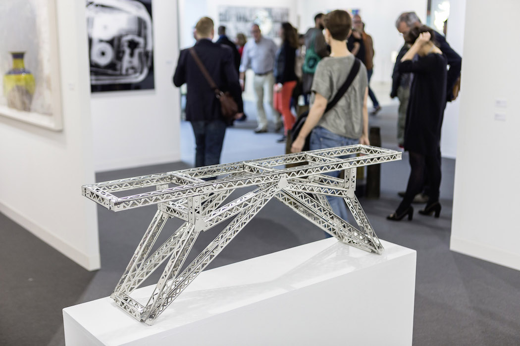 Art Basel in Basel 2015 | Galleries | Galerie Krinzinger